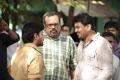Director Guru Ramesh @ Enna Satham Intha Neram Movie Shooting Spot Stills