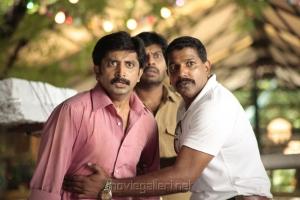 M.Raja in Enna Satham Intha Neram Tamil Movie Stills