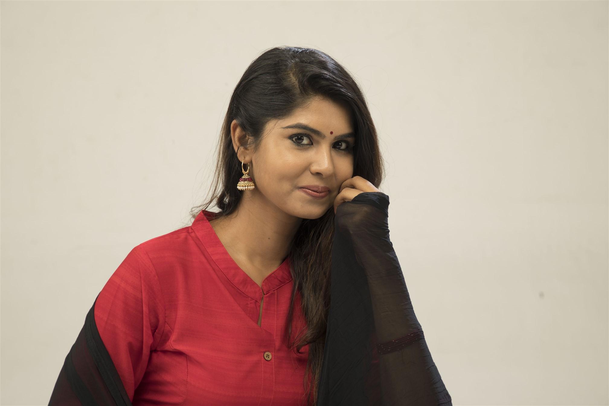 Actress Upasana RC in Ennai Sudum Pani Movie Stills HD