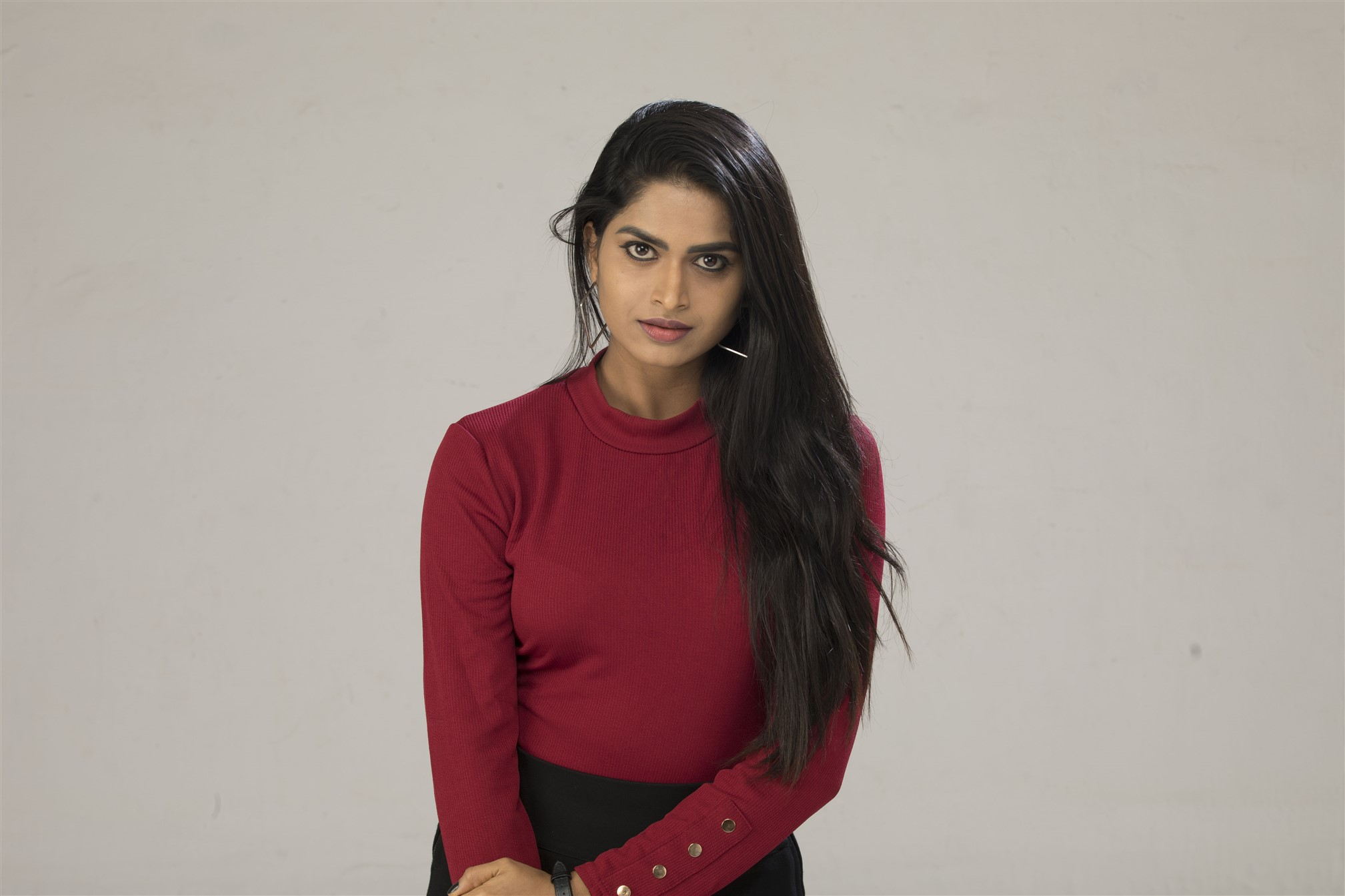Actress Suma Poojari in Ennai Sudum Pani Movie Stills HD