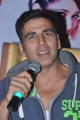 Actor Akshay Kumar @ It's Entertainment Press Meet, The Park, Hyderabad