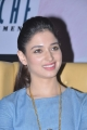 Bollywood Actress Tamannaah at It's Entertainment Press Meet, Hyderabad
