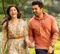Mehreen Pirzada, Kalyan Ram in Entha Manchi Vadavu Ra Movie Stills