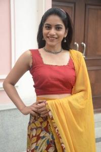 Punarnavi Bhupalam @ Entha Pani Chesave Sirisha First Look Launch Photos