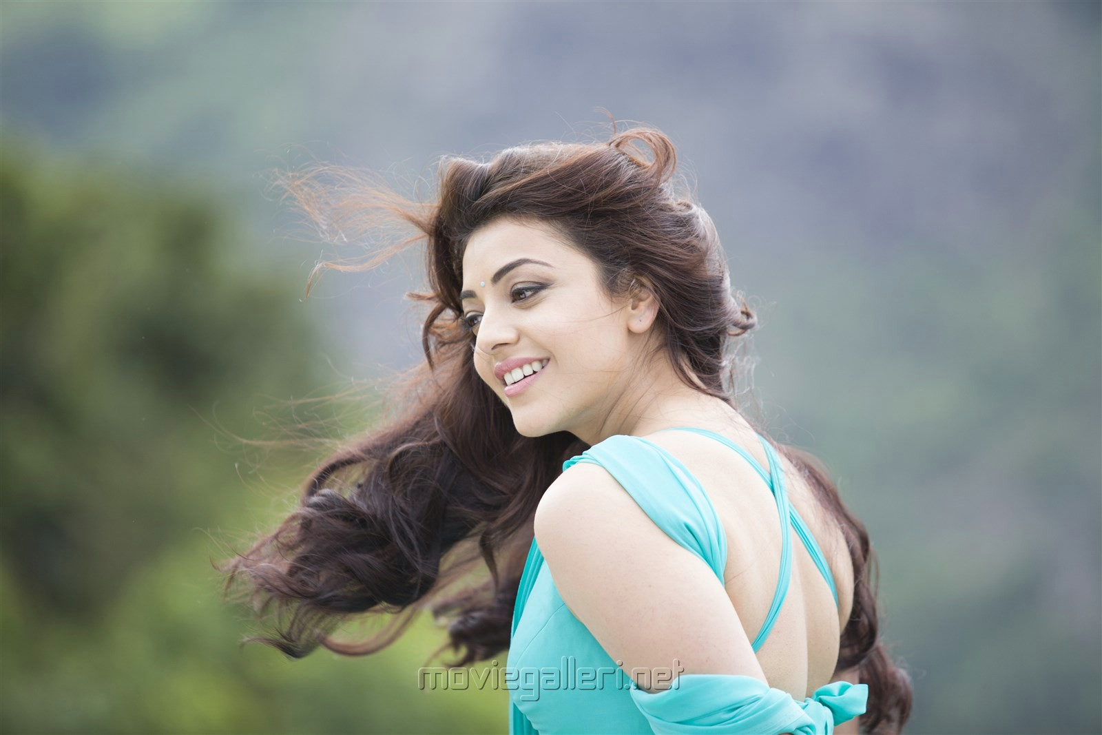 Actress Kajal Agarwal in Enthavaraku Ee Prema Movie Pics
