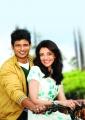 Jeeva & Kajal Agarwal in Enthavaraku Ee Prema Movie Stills