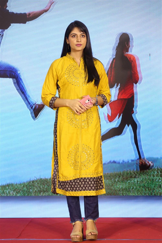 Jaheeda Shyam @ Enthavaralaina Movie Audio Launch Stills