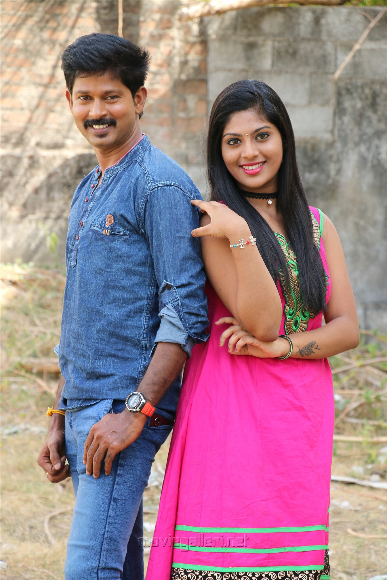 Naga Sakthi, Varshita in EPCo 302 Movie Stills HD