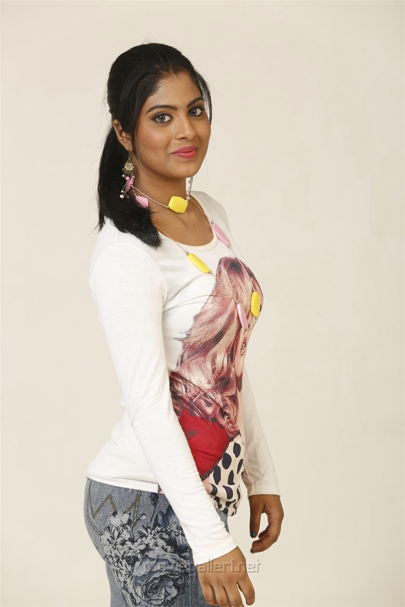 Actress Varshita in EPCo 302 Movie Stills HD