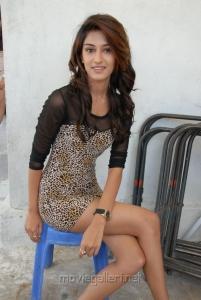 Erica Fernandez Hot Stills in Dega Movie Press Meet
