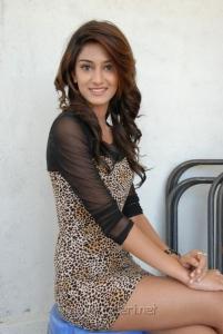 Telugu Heroine Erika Fernandez Hot Pics