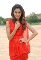 Dega Movie Actress Erika Fernandez  in Red Dress Stills