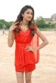 Dega Heroine Erika Fernandez Stills in Red Dress