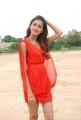 Dega Movie Heroine Erika Fernandez in Red Dress Stills