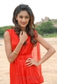 Erika Fernandez Latest Stills in Red Dress