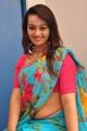Ester Noronha Saree Stills @ Veyyi Abaddalu Success Meet