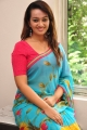 Actress Ester Noronha Saree Stills @ 1000 Abaddalu Success Meet