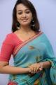 Esther Noronha Saree Stills @ 1000 Abaddalu Success Meet