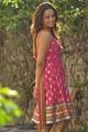 Ester Noronha Hot Images in Moderate Red Salwar Kameez