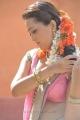 Ester Noronha Hot Saree Images in 1000 Abaddalu Movie