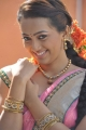 Esther Noronha Hot Saree Images in 1000 Abaddalu Movie