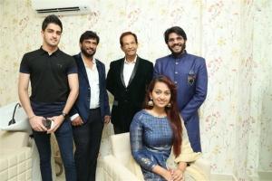 Ester Noronha & Noel launches Habibs Hair & Beauty Salon at Kukatpally
