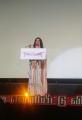 Actress Nidhhi Agerwal @ Eswaran Audio Launch Stills