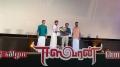 Balaji Kappa, Simbu, Bharathiraja @ Suseenthiran @ Eswaran Audio Launch Stills