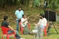 Bharathiraja, Simbu in Eswaran Movie Images
