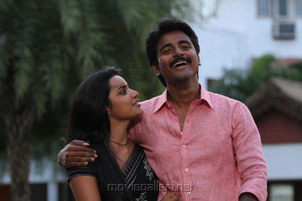 Picture 423540 | Priya Anand, Sivakarthikeyan in Ethir ...