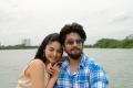 Sanam Shetty, Alex in Ethir Vinaiyatru Movie Images
