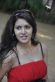 Actress Priyadarshini Hot Stills in Red Dress