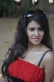 Tamil Actress Priyadarshini  in Red Dress Hot Stills