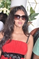 Tamil Actress Priyadarshini Hot Stills in Red Dress