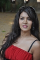 Ethiriyai Vel Actress Priyadarshini Hot Stills in Red Dress