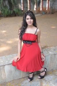 Actress Priyadarshini Hot Stills at Ethiriyai Vel Movie Launch