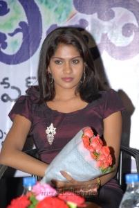 Actress Swasika at Etu Chusina Nuvve Audio Release Stills