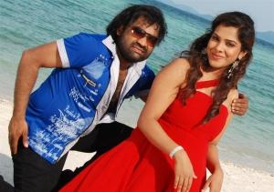 Bsheed, Sandhya in Evadra Hero Movie Gallery