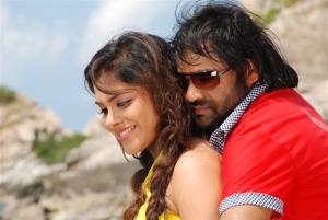 Bsheed, Sandhya in Evadra Hero Movie Stills