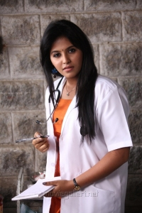 Actress Anjali in Evanda Movie Stills