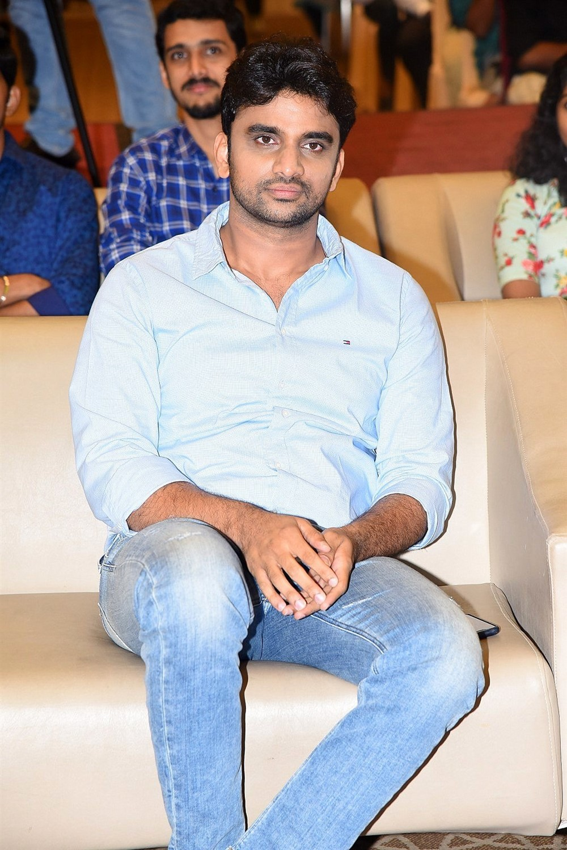 Rakesh Varre @ Evariki Cheppadu Movie Pre Release Event Photos