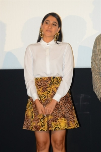Regina Cassandra @ Evaru Movie Success Meet Stills
