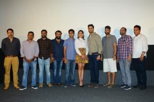 Evaru Movie Success Meet Stills