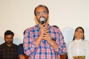 Abburi Ravi @ Evaru Movie Success Meet Stills