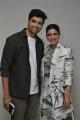 Adivi Sesh, Samantha @ Evaru Movie Teaser Launch Stills