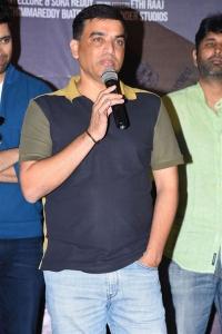 Dil Raju @ Evaru Movie Thanks Meet Photos