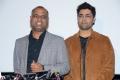 Prasad V. Potluri, Adivi Sesh @ Evaru Movie Trailer Launch Photos