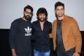 Naveen Chandra, Nani, Adivi Sesh @ Evaru Movie Trailer Launch Photos