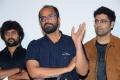 Nani, Abburi Ravi, Adivi Sesh @ Evaru Movie Trailer Launch Photos