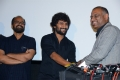 Abburi Ravi, Nani, Prasad V. Potluri @ Evaru Movie Trailer Launch Photos